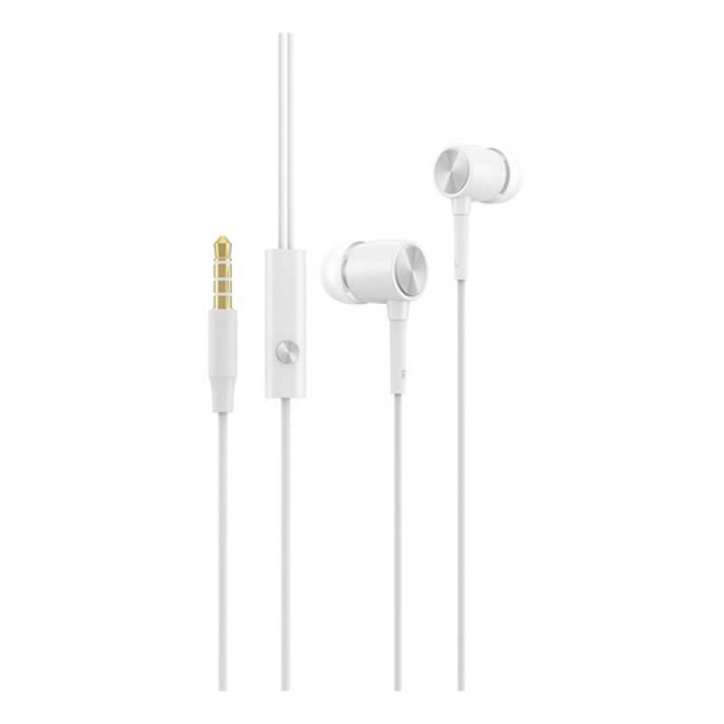 EARPHONES COOL SOUND SERIES DEVIA - BRANCO