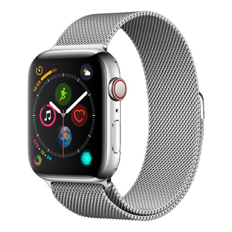 Bracelete Apple Watch 40mm Elegant- Prateada