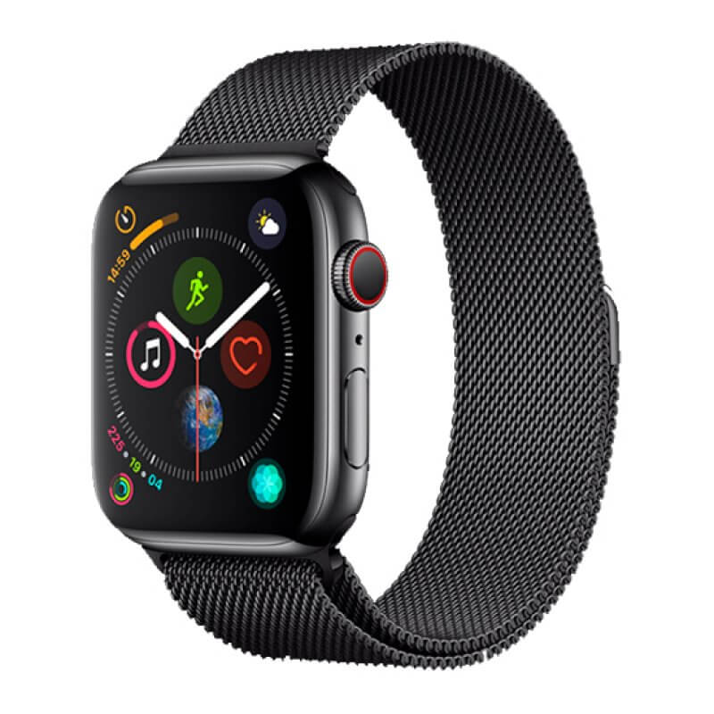 Bracelete Apple Watch 40mm Elegant- Cinza Sideral