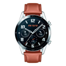 Load image into Gallery viewer, SMARTWATCH HUAWEI WATCH GT 2 CLASSIC EDITION 46MM PEBBLE BROWN