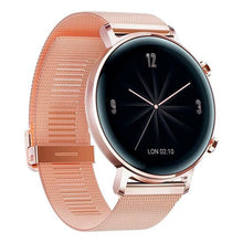 Carregar imagem no visualizador da galeria, SMARTWATCH HUAWEI WATCH GT 2 ELEGANT 42MM ROSE GOLD