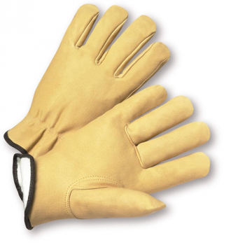 Leather Lined Driving Gloves