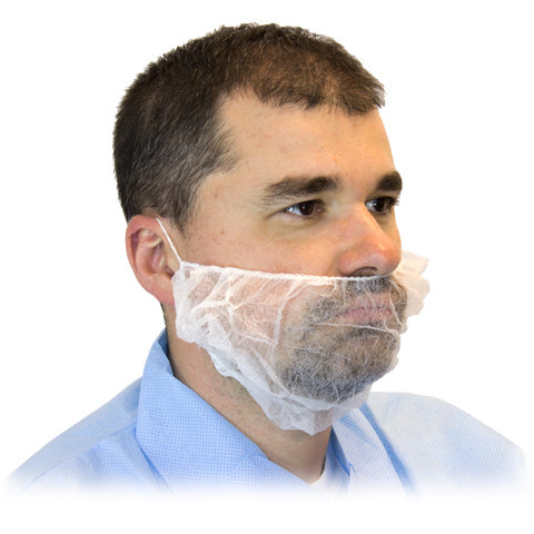Disposable Beard Guards