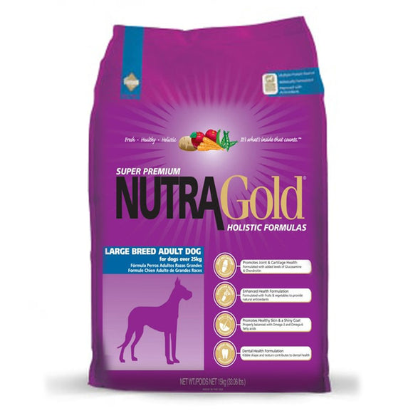 Nutra Gold Adulto Large 15 Kg