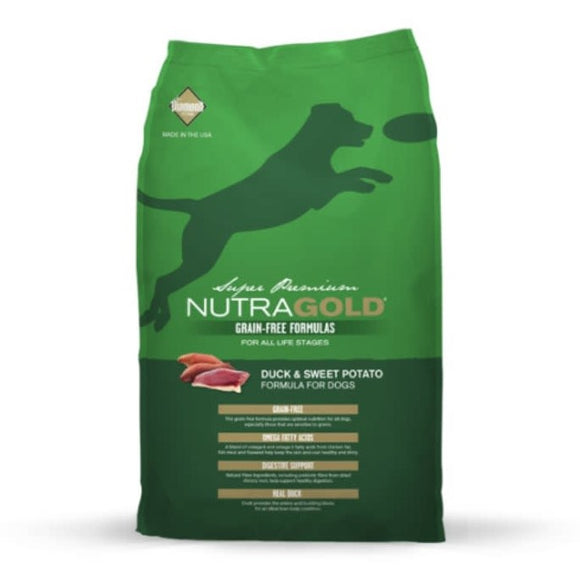 Nutra Gold Duck and Sweet Potato 13,6 Kg