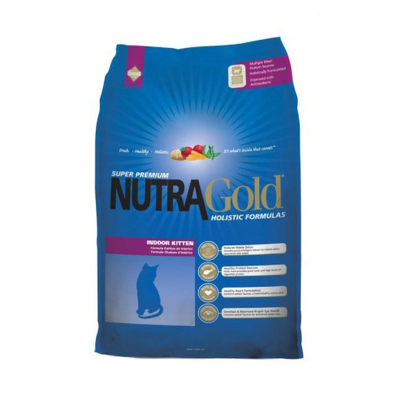 Nutra Gold Indoor Kitten 7,5 Kg