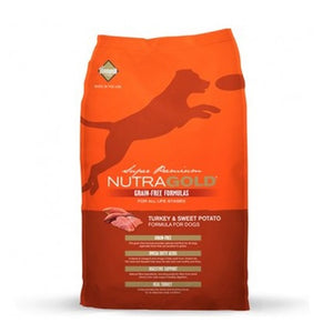 Nutra Gold Turkey and Sweet Potato 13,6 Kg