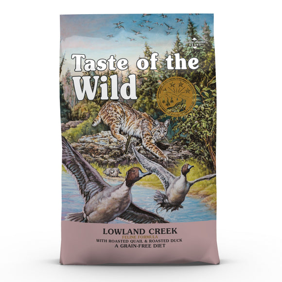 Taste of the Wild Gato Lowland Creek 2 Kg