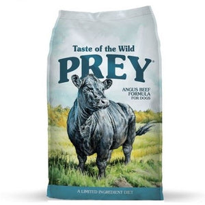 Taste of the Wild Prey Angus 11,36 Kg