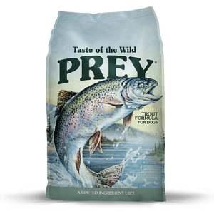Taste of the Wild Prey Trout 11,36 Kg