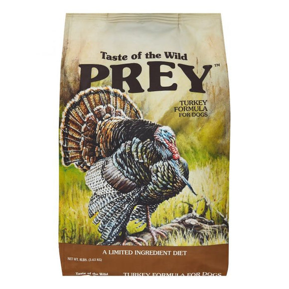 Taste of the Wild Prey Turkey 11,36 Kg