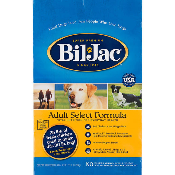 Bil Jac Adult Select 2,7 Kg