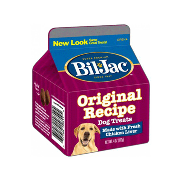 Bil Jac Liver Treats 113 gr