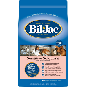 Bil Jac Sensitive Solutions 2,7 Kg