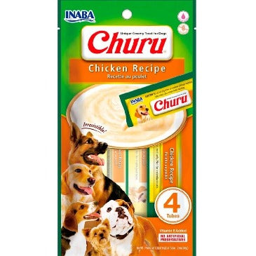 INABA Churu Dog Chicken 56gr