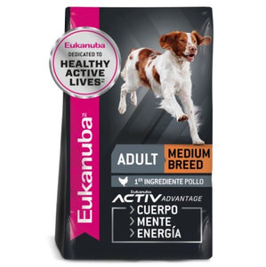 Eukanuba Adulto Medium 13,6 Kg