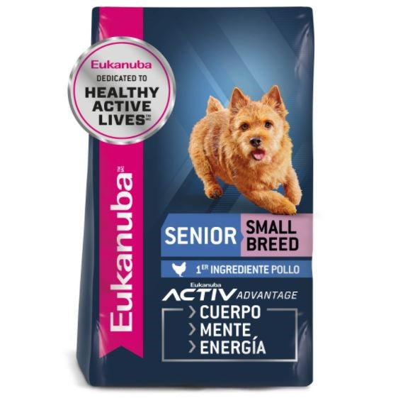 Eukanuba Senior Small 2,27 Kg