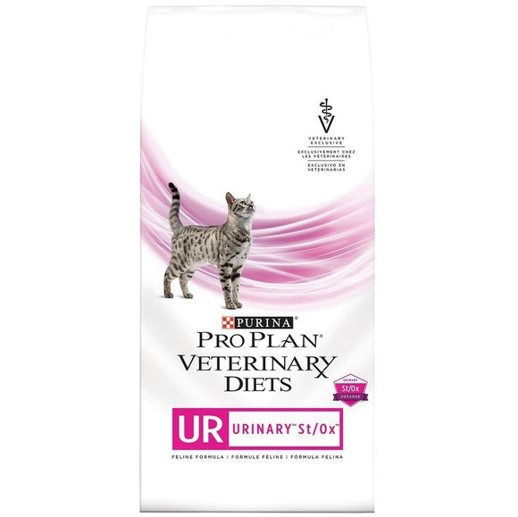 Pro Plan Veterinary Diets UR Urinary ST/OX Feline 7,5 Kg