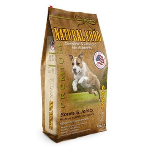 Natural Food Perro Bone & Joint 15 Kg