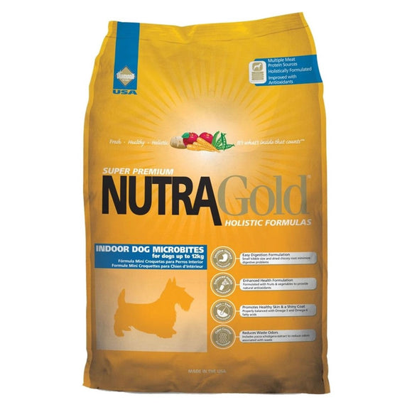 Nutra Gold Adulto Microbites 3 Kg