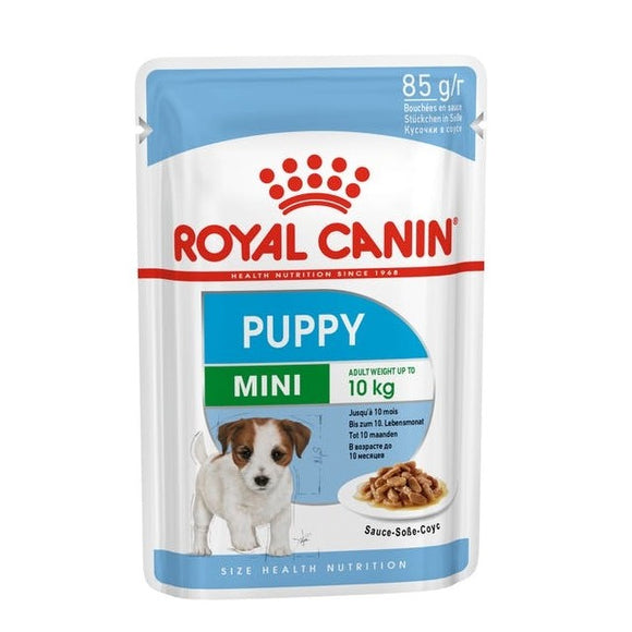 Royal Canin Mini Puppy Pouch 85 gr