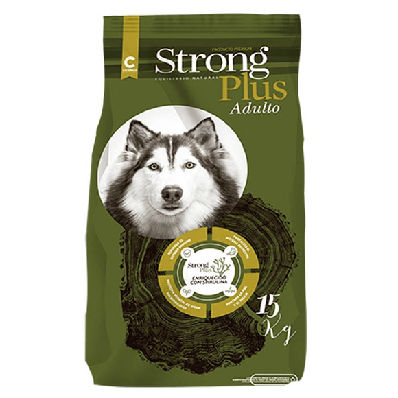 Strong Plus Adulto 15 Kg