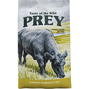 Taste of the Wild Prey Gato Angus 2,7 Kg