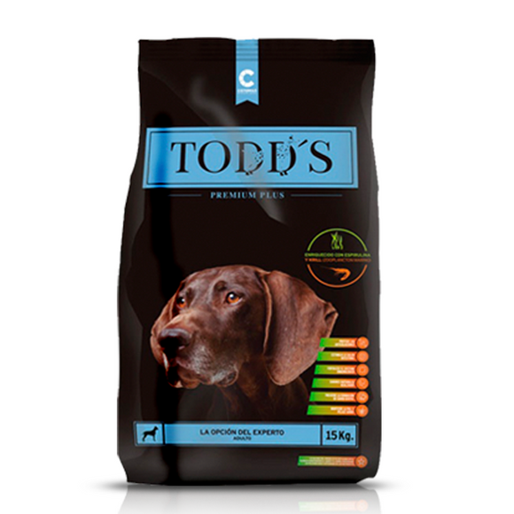 Todd's Adulto 15 Kg