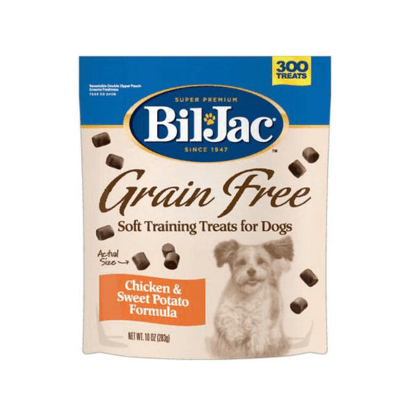 Bil Jac Grain Free Treats 283 gr