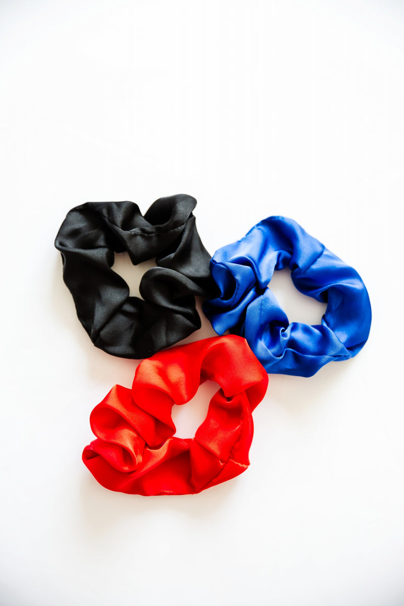 Scrunchies - Mixed Berries