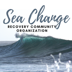 Sea Change Recovery Community Organization RCO Ocean County Recovery Addiction SUD Substance Use Disorder FREE Southern Ocean County New Jersey NJ