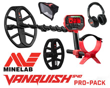 Load image into Gallery viewer, Minelab Vanquish 540 Pro-Pack
