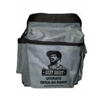 DetectorPro Gray Ghost Ultimate Catch All Pouch