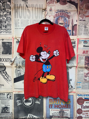 Mickey Mouse T Shirt Size XL