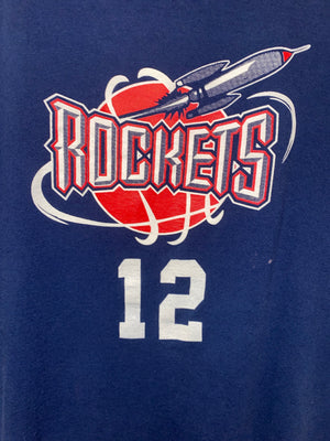 Houston Rockets Tank Top Size Small