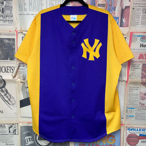 New York Yankees Majestic Jersey Size XL