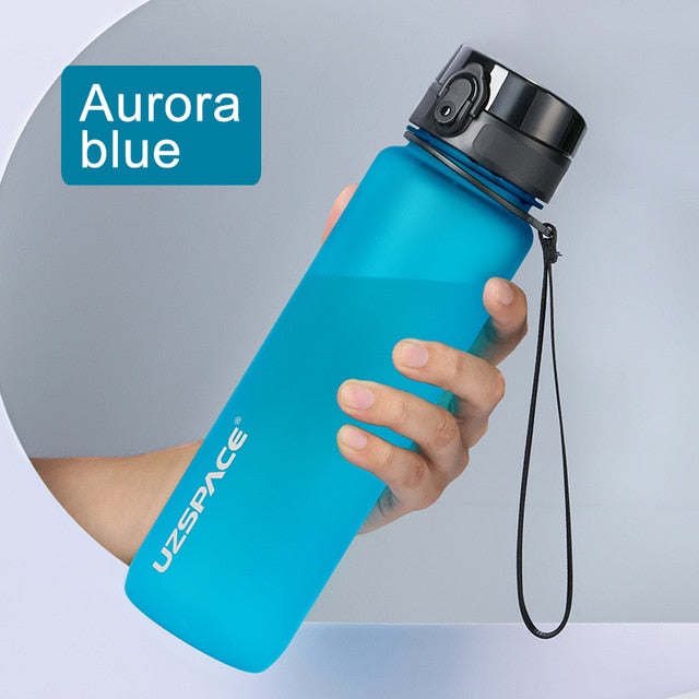New 1000ml Sports Water Bottle - Axelain