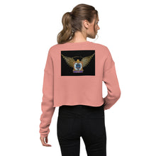 Load image into Gallery viewer, Crop Sweatshirt - Back