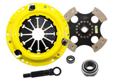 ACT 1989 Honda Civic HD/Race Rigid 4 Pad Clutch Kit