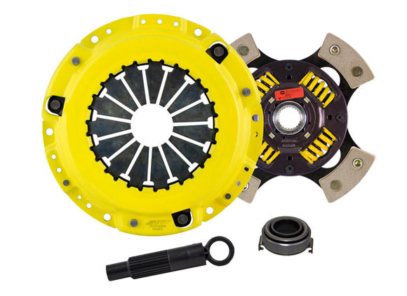 ACT 1997 Acura CL Sport/Race Sprung 4 Pad Clutch Kit