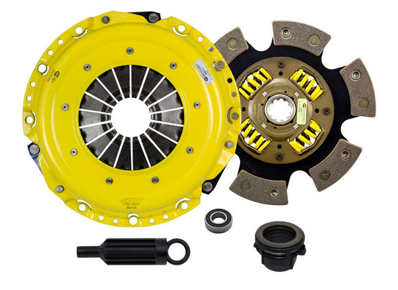 ACT 01-06 BMW M3 E46 XT/Race Sprung 6 Pad Clutch Kit