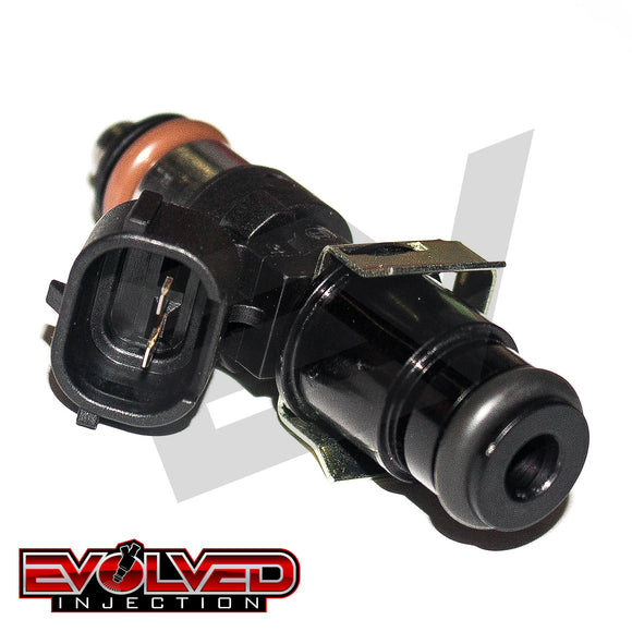 2200cc Evolved Injection Fuel Injector 48mm 14 14