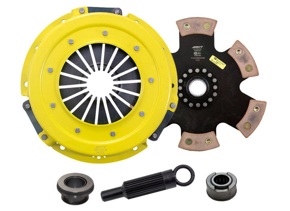 ACT 1993 Ford Mustang Sport/Race Rigid 6 Pad Clutch Kit