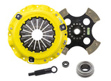 ACT 1987 Chrysler Conquest XT/Race Rigid 4 Pad Clutch Kit