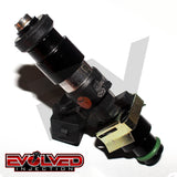 1300cc Evolved Injection  Fuel Injectors 4G63