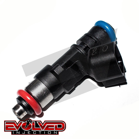 650cc Evolved Injection Fuel Injector 48mm 14 14