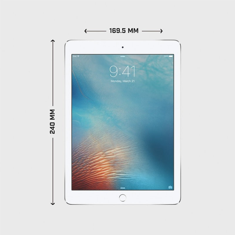 2X Anti Blue Light Screen Protector - Apple Ipad Pro 9.7 Inch Anti-blue Light Tempered Glass