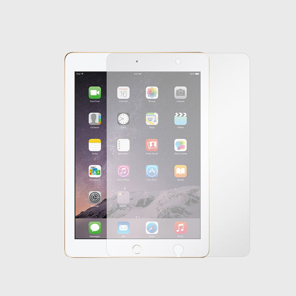 2X Screen Protector - iPad Mini 3 Tempered Glass Screen Protector