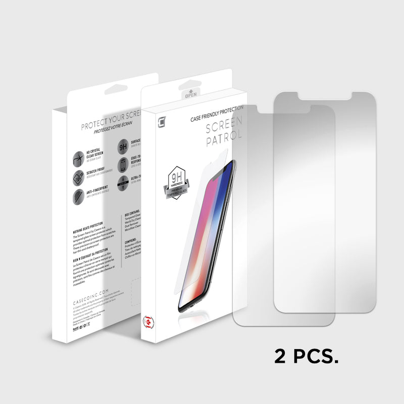 2x Screen Patrol Screen Protector - iPhone 6s / 6
