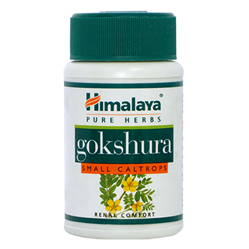 Himalaya Gokshura - Improves Vigour and Sexual Desire
